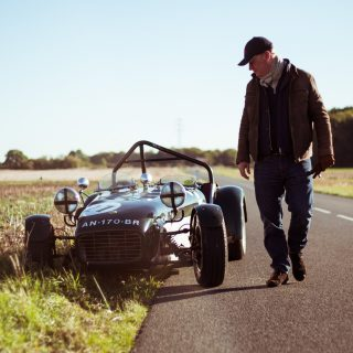 GALLERY: Go Behind The Scenes On Our 1964 Lotus Super Seven Film Shoot