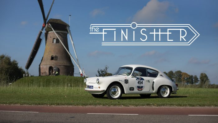 1957 Alpine A106: The Finisher