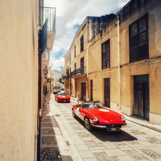 Here's What You'll See If You Follow The Targa Florio Classica