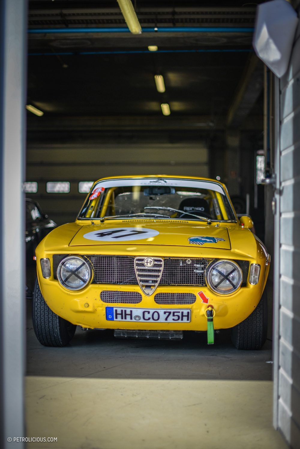 This Is What It's Like To Join An Alfa Romeo GTA Race Team