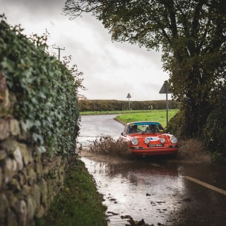 The RAC Rally Of The Tests: Where Modified Classics Are Wrung Out On Muddy British B-Roads