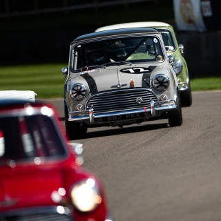 Frantic Minis, Big Bentleys, And Quick '60s Bikes Have Been Added To The Goodwood Race Calendar