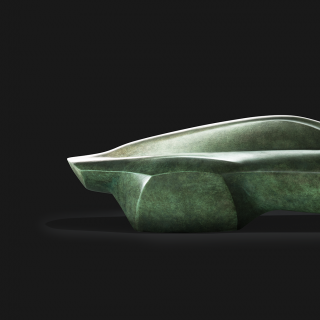 Leather Goods And Flying Saucer Alfa Romeo Sculptures Have Landed In The 400-euro-job Shop