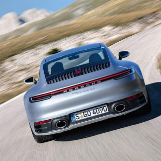The New Porsche 992 911 Is Wider, Faster, More Powerful And More Digital Than Ever