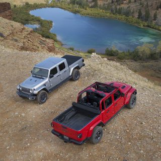 The Jeep Gladiator Is The Go-Anywhere Pick-Up Truck That You Can Play With Like LEGO