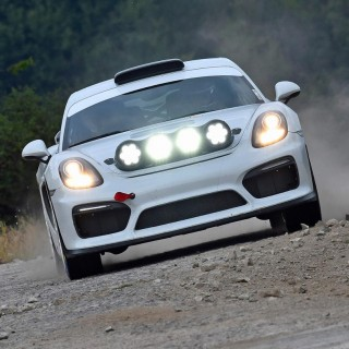 Porsche Will Produce The Cayman GT Clubsport Rally Car, If They Can Sell 100 Of Them