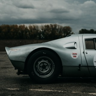 There Would Be No Porsche 917 Without This Car