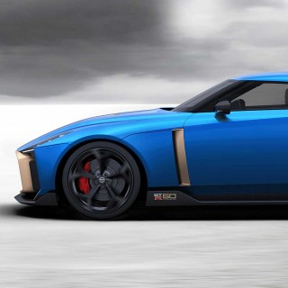This Is What A Million-Dollar Nissan GT-R Looks Like—Sort Of