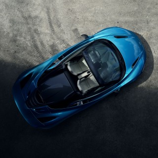 Want To Do 200MPH With The Top Down? McLaren Can Help.