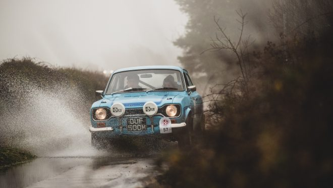This Heroic Rally Climbs Great Britain From South To North, In December