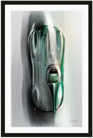 Jaguar D-Type Top