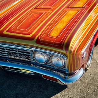 Did Your Christmas Party Include Enough Mopar, Lowriders, And Dragsters This Year?