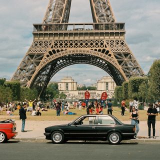 Turning Instagram Into Reality With A Road Trip To Paris