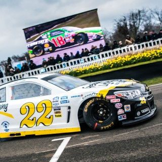 NASCAR Adds Some Muscle To The 2019 Goodwood Members' Meeting