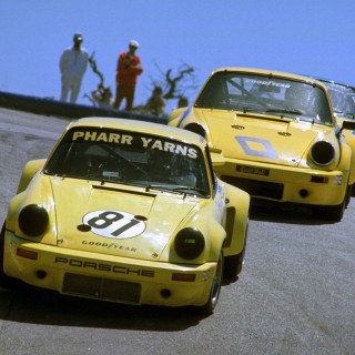 Monterey Motorsports Reunion promises to be the highlight of IMSA's 50th year