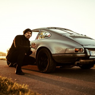 Porsche Paparazzo: A Chat With 911 Photographer Bart Kuykens
