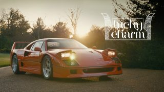 1989 Ferrari F40: My Twin-Turbocharged Lucky Charm