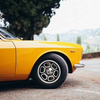 Hot-Stepping Around Italy In A Modified Alfa Romeo GT Junior 'Scalino'
