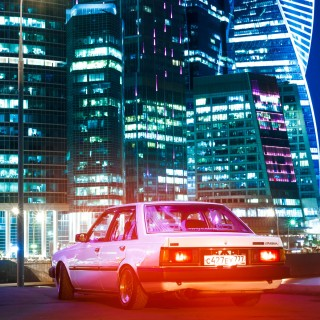A Piece Of 1980s Neon Radness Lives On In This Toyota Carina GT