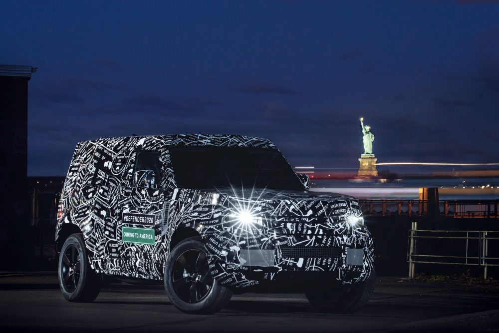 New Defender Is Coming To The USA  But Will It Be As Cool As