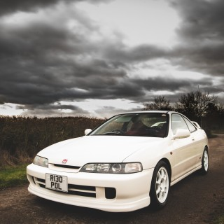 From Boy-Racer To Modern Collectible, The First Honda Integra Type R Is The One To Get