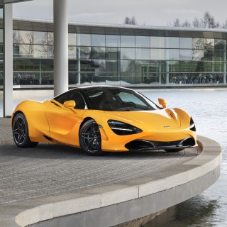 We Think Bruce McLaren Would Have Appreciated This Spa 50th Anniversary Tribute