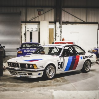 Before The Mighty M3, BMW Found Touring Car Success With The Stately 6er