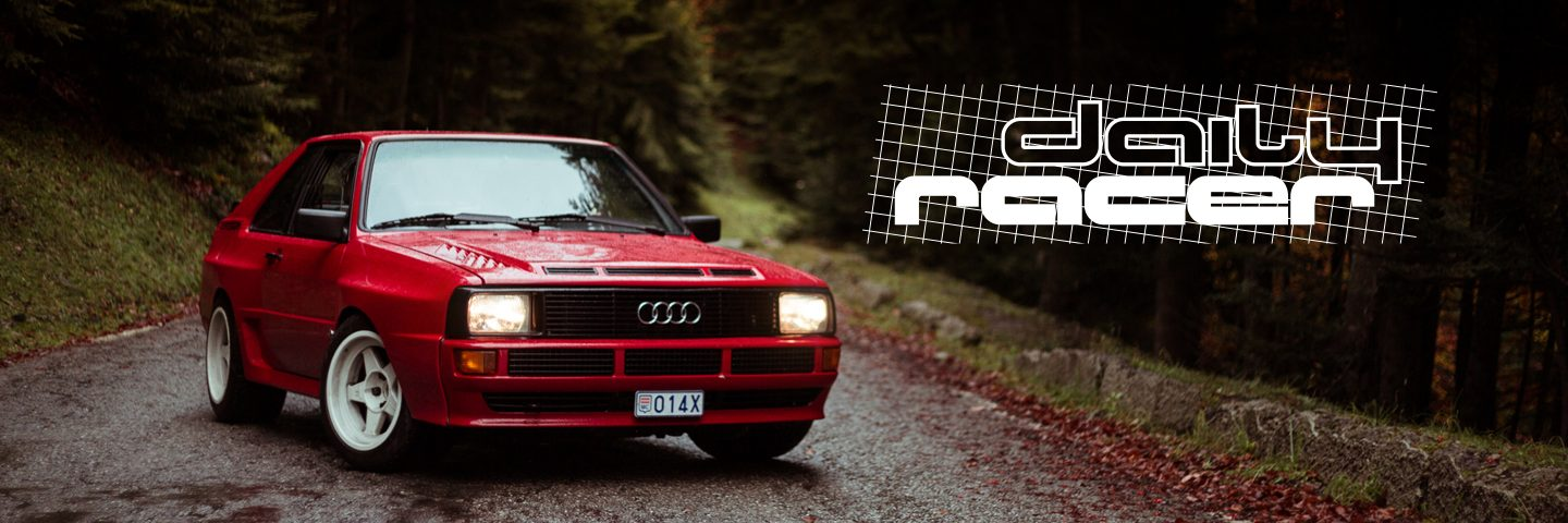 1984 Audi Sport Quattro: The Racer's Daily