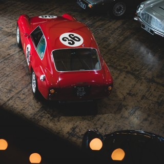 Bred For Endurance Racing, This Zagato-Bodied O.S.C.A. 1600 GT Has Le Mans Provenance