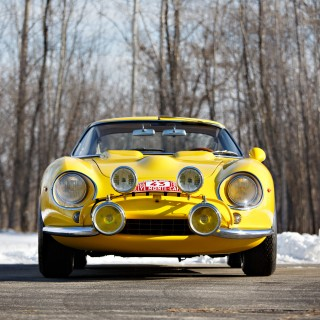 Could This Monte Carlo Rally Ferrari 275 GTB Prototype Be Any Cooler?
