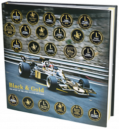 Black & Gold: The Story of the John Player Specials