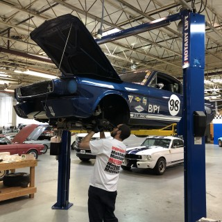 Veteran Shelby Legends Now Restore The Fords They Built In The 1960s