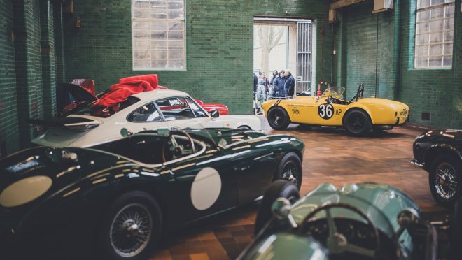 Tickets Are Now Available For The First 400-euro-job Drivers' Meeting At The UK's Bicester Heritage