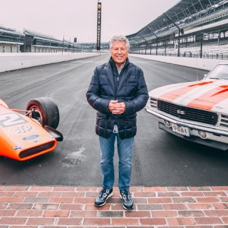 50thAnniversary Of Andretti's Indy Win Marked With Special Museum Display