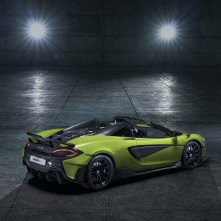 Yes, It's Another New McLaren... Introducing The 600LT Spider