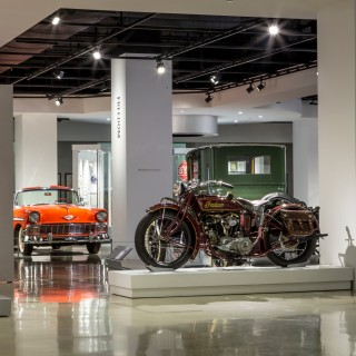 Woah! The Petersen Automotive Museum Has Just Been Gifted $5m