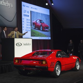 Scottsdale Auction Week: Prices Down But Ferrari, Ford And Supra Sell For Millions
