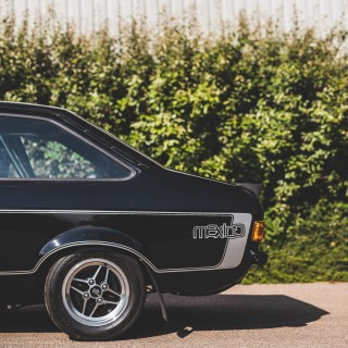 This Souped-Up Ford Escort RS Mexico Is A Perfect Build For British B-Roads