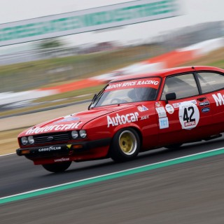 Celebrate 50 Years Of The Ford Capri With Its Most Successful Racer