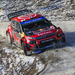 All-Time Records Tumble With Sébastien Ogier's Latest Monte Carlo Rally Win