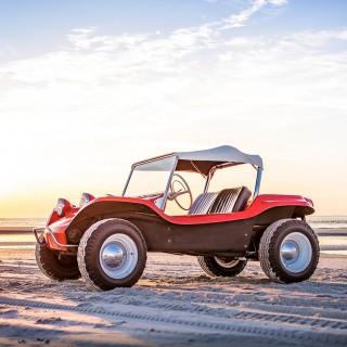 VW Announce A New Dune Buggy But It's No Match For The Original Meyers Manx
