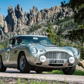 Meet The New Name In Classic Rallying–And Its First Event Is Already Fully Booked
