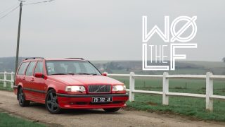 1996 Volvo 850 R: Sleeper Estate