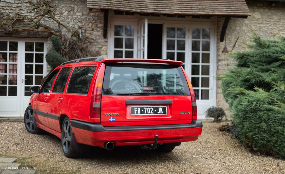 Gallery Go Behind The Scenes On Our 1996 Volvo 850 R Film