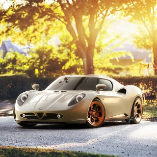 Designer Ugur Sahin Wants To Make This New Take On The Alfa 33 Stradale