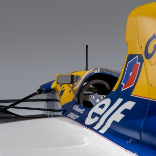 "Nigel Mansell's Famous 1992 ""Red Five"" Williams Is Coming Up For Sale"