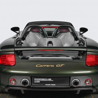 Porsche Restored A Collector's Carrera GT, Naturally-Aspirated V10 And All