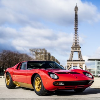 Lamborghini Has Restored This Miura SV For Jean Todt. And It's Beautiful