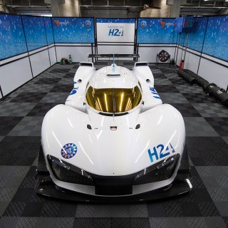 First It Was Hybrids, Now Hydrogen Cars Could Compete At Le Mans By 2024