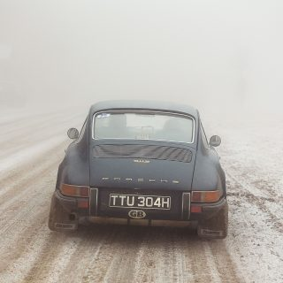 Who Says Your Vintage Sports Cars Have To Hibernate All Winter?